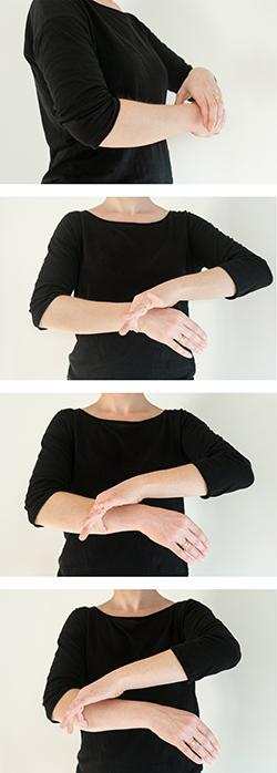 forearm massage
