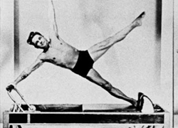 Joseph ilates, créateur de la méthode Pilates