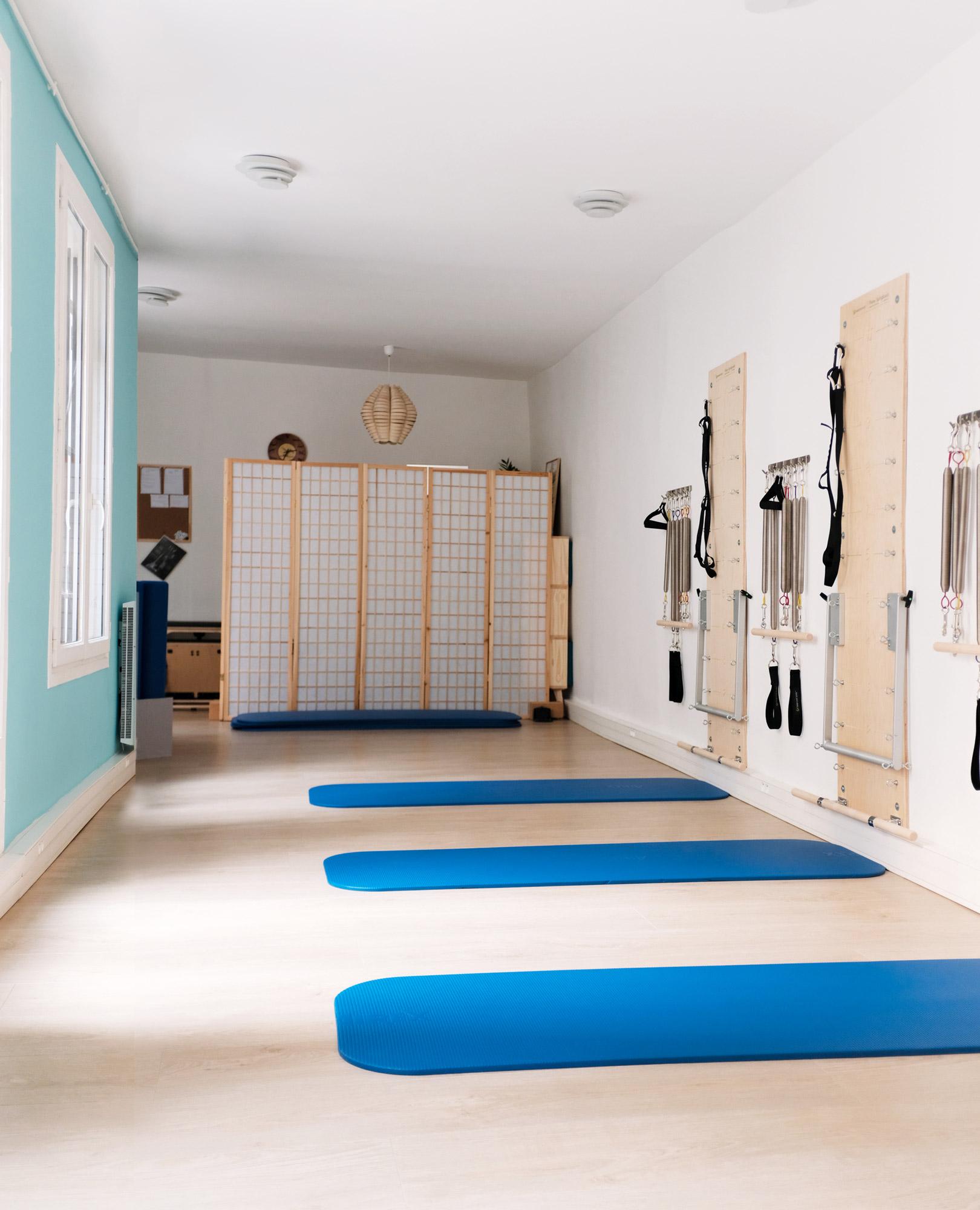 Location de Studio de Pilates à Paris