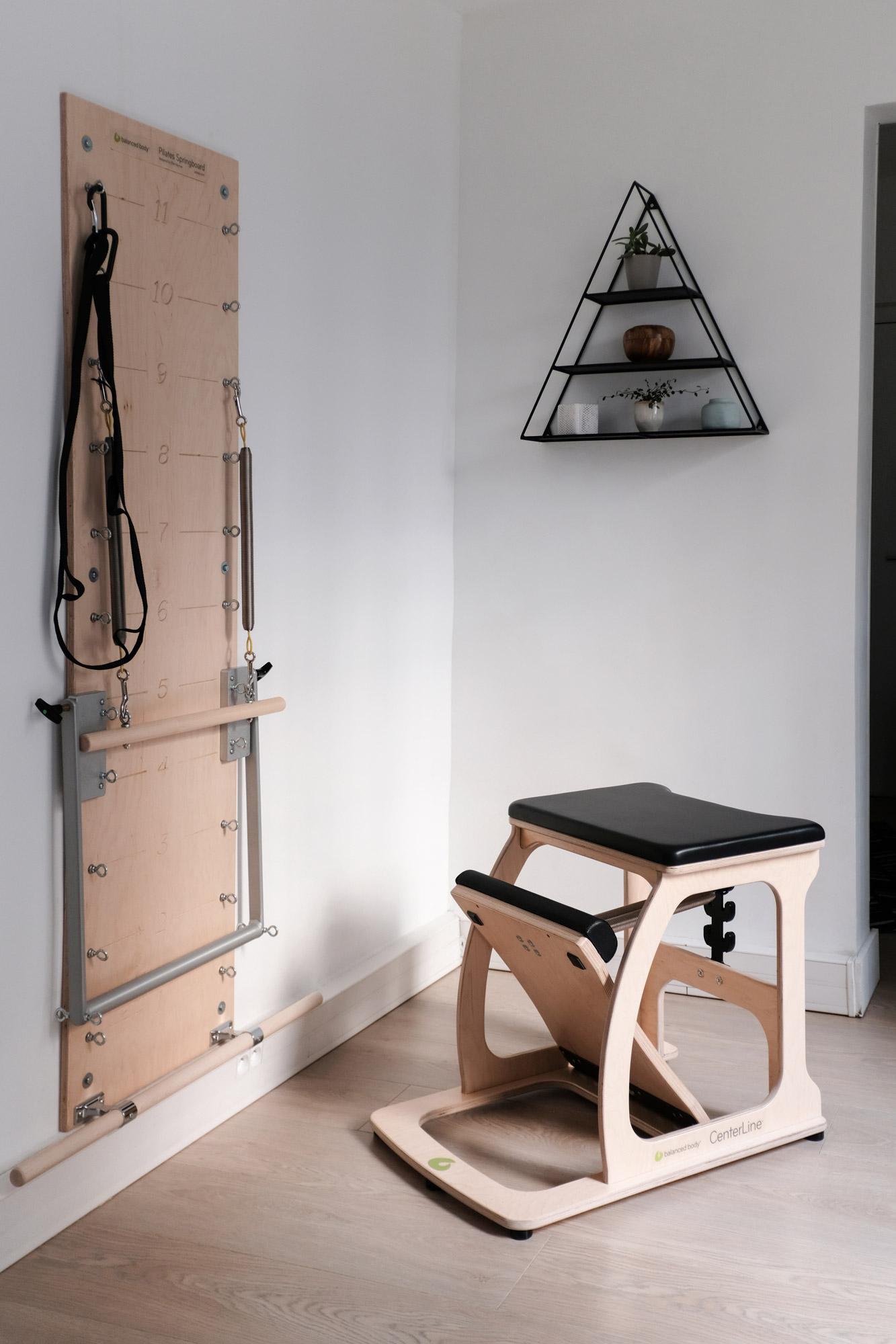 Studio Pilates avec machines